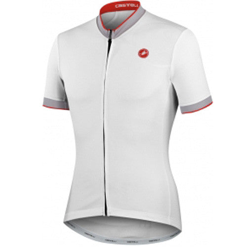 Castelli Mens GPM Jersey - White