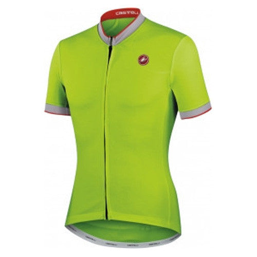 Castelli Mens GPM Jersey - Green