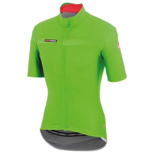 Castelli Mens Gabba 2 Short Sleeve Jersey - Green