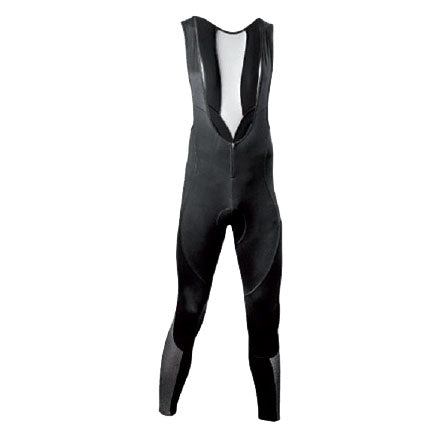 CEK BIKE Mens Long Salopette Bibtights