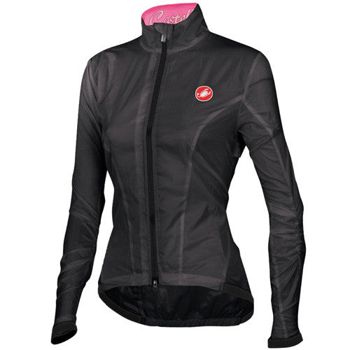 Castelli Womens Leggera Jacket - Black