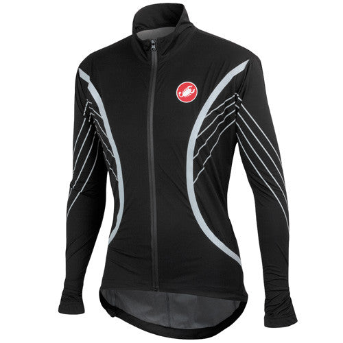 Castelli Mens Misto Jacket - Black