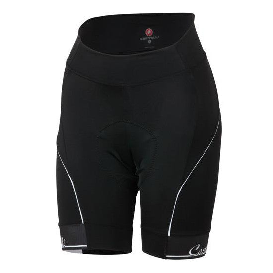 Castelli Womens Principessa Shorts - Black
