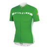 Castelli Mens Prologo 4 Jersey - Green White