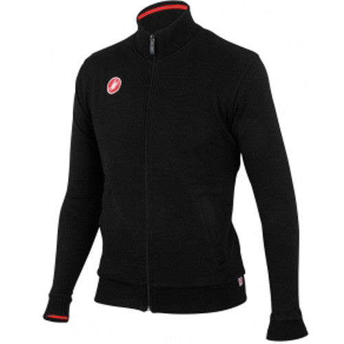 Castelli Mens Race Day Track Crew Casual Jacket