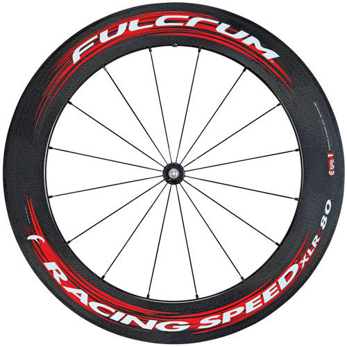 Fulcrum Racing Speed XLR 80mm Carbon Fiber Wheels - Campagnolo Freehub