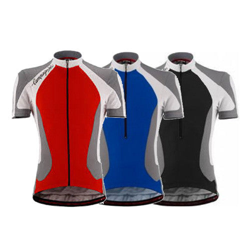 Campagnolo Mens Raytech Full Zip Jersey