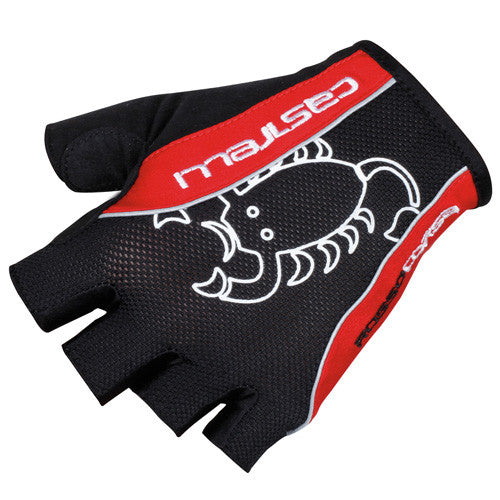 Castelli Mens Rosso Corsa Classic Gloves - Red