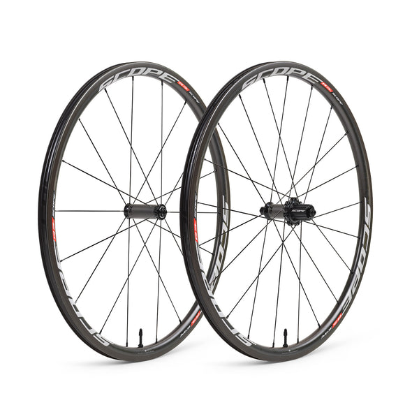 Scope R3C Carbon Fiber Wheelset