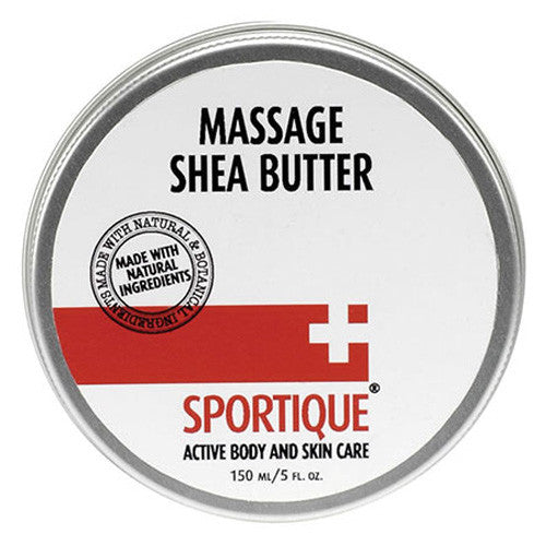 Sportique Botanicals Massage Shea Butter