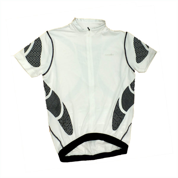 Zero RH+ Mens Stretch Control Jersey - White