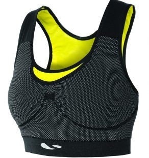 Outwet Top Butterfly Sports Bra - Black