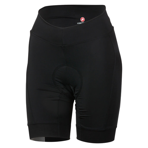 Castelli Womens Vizio Tre Short - Black