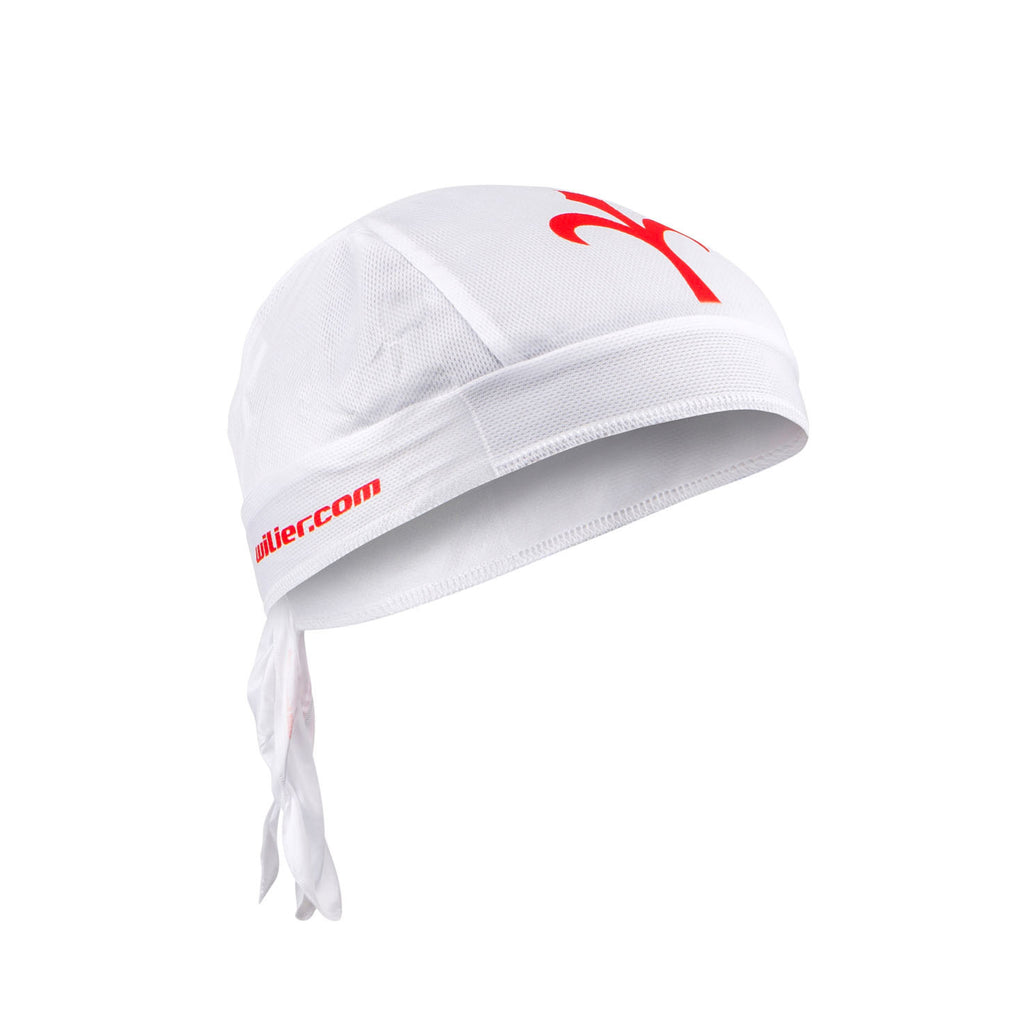 Wilier Cycling Bandana - White