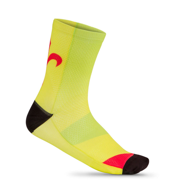 Wilier Mens Pop Cycling Socks - Wave