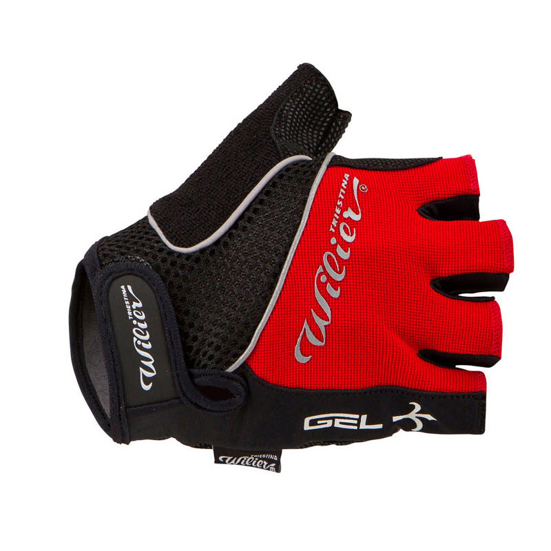 Wilier Mens Amara Gel Cycling Gloves