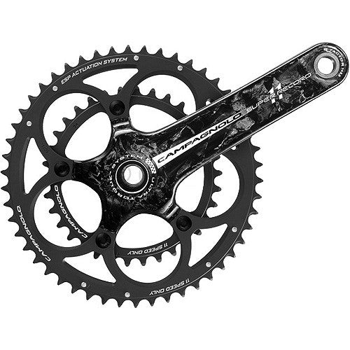 Campagnolo Super Record 11sp 1st Generation Cranks