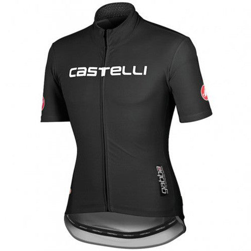 Castelli Gabba Windstopper SS Shell Jersey - Black