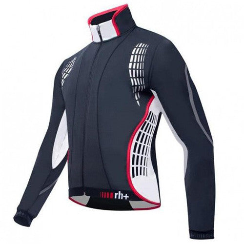 Zero RH+ Mens Stretch Control Cycling Jacket - Black