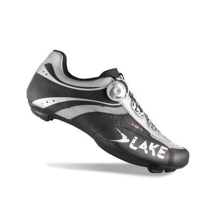 Lake Mens CX175 BOA Road Cycling Shoes - Black