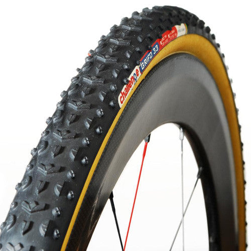 Challenge Griffo 33 Open Tubular Cyclocross Tyre - 700 x 33mm