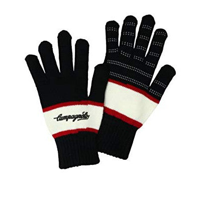 Campagnolo Heritage Knit Glove - Black
