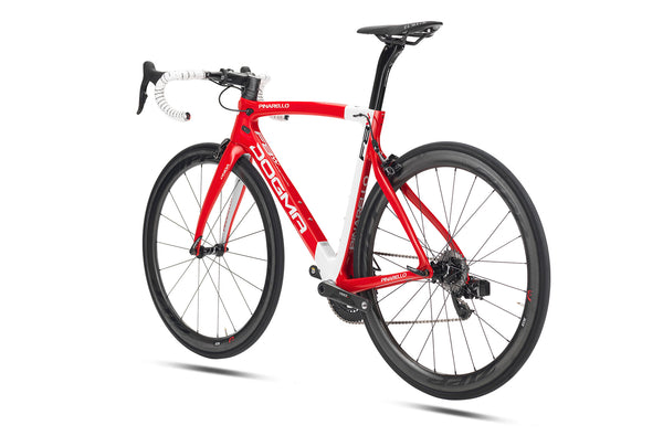Pinarello Dogma F8 Bicycle Frame - 896 Red White