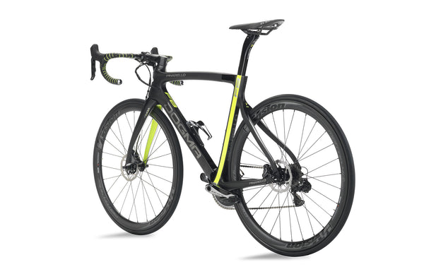 Pinarello Dogma F8 Disk Bicycle Frame - 695 Carbon Yellow