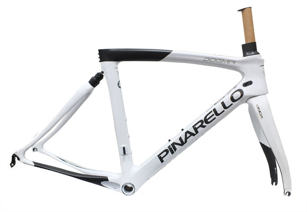 Pinarello Dogma K8-S Bicycle Frame - Gloss White