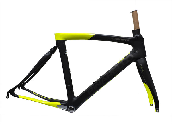 Pinarello Dogma K8-S Bicycle Frame - Matte Black Fluro
