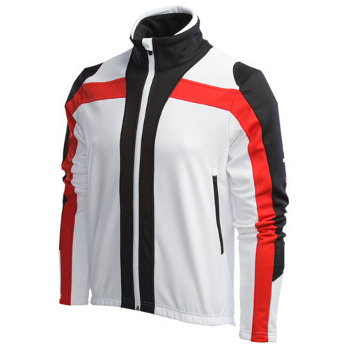Zero RH+ Mens Leader Cycling Jacket - White
