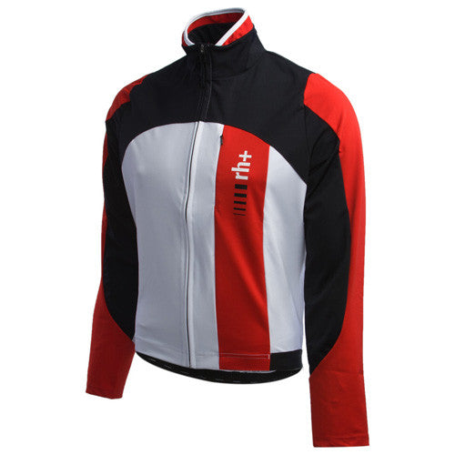 Zero RH+ Mens Mythos Cycling Jacket - Red White