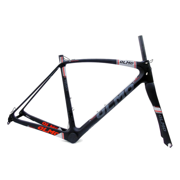 Olmo Zero Tre Carbon Fiber Bicycle Frame - Matte Black