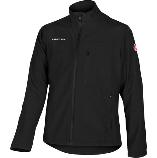 Castelli Mens Race Day Soft-Shell Jacket