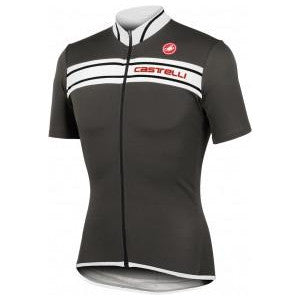Castelli Mens Prologo 3 Jersey - Grey