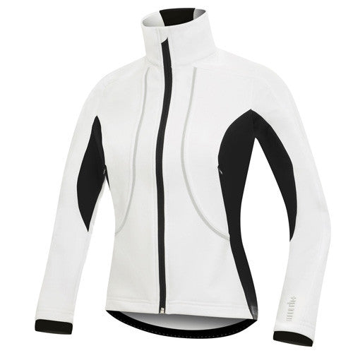 Zero RH+ Supreme Womens Cycling Jacket - White