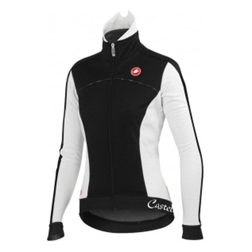 Castelli Womens Viziata Winter Jacket - Black