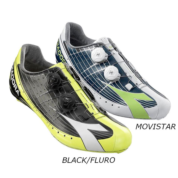 Diadora Vortex-Pro Carbon Sole Cycling Shoes
