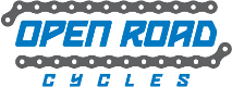 Open Road Cycles logo