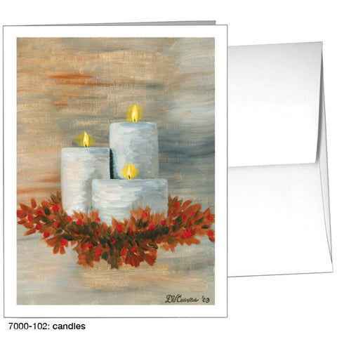 candles (#7000-102)