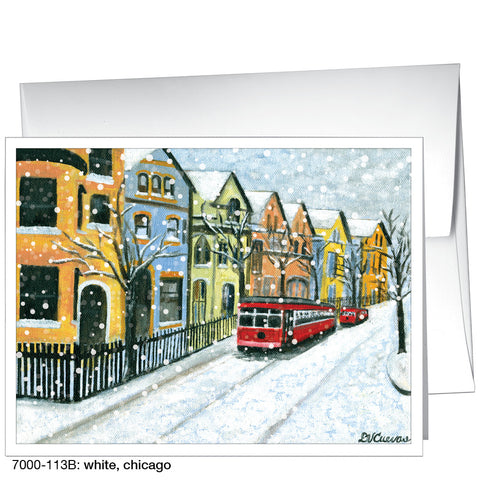 white, chicago (#7000-113B)
