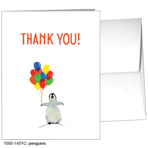 penguins (#7000-145YC)