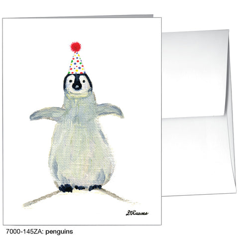 penguins (#7000-145ZA)