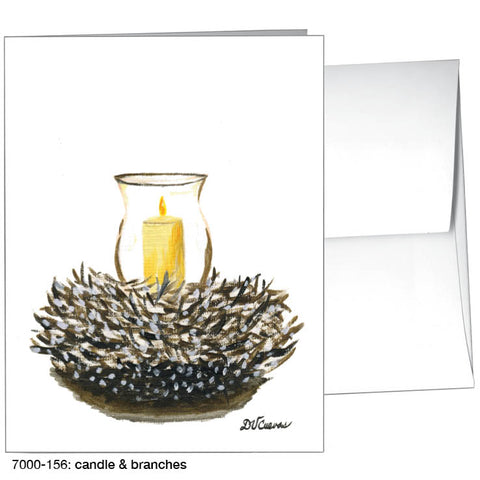 candles & branches (#7000-156)