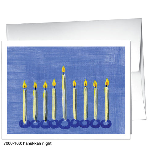 hanukkah night (#7000-163)