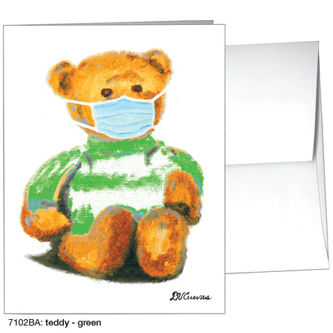 teddy - green (#7102BA)