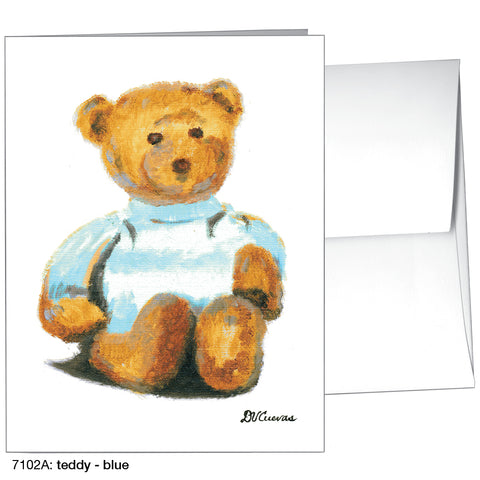 teddy - blue (#7102A)
