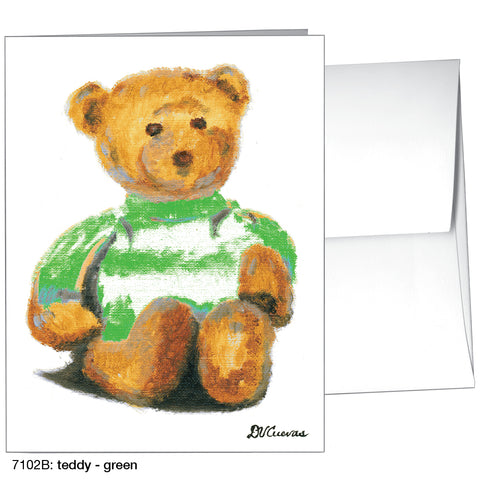 teddy - green (#7102B)