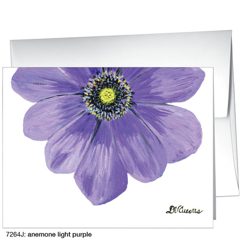anemone light purple (#7264J)