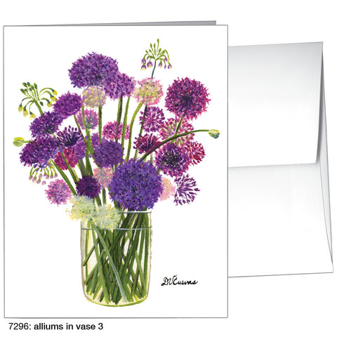 alliums in vase 3 (#7296)